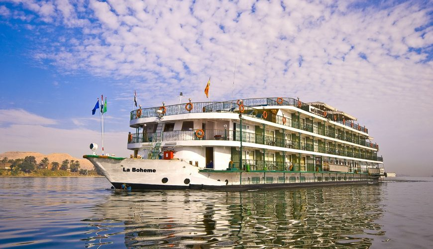 Incredible 6 Nights 7 Days Cairo, Nile Cruise Aswan and Luxor
